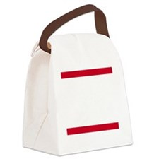 rep atl Canvas Lunch Bag