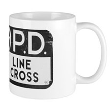 NOPD SIGN black zazzle.gif Mug