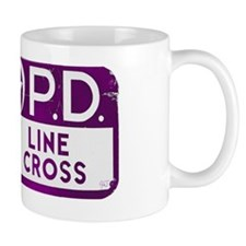 NOPD SIGN purple zazzle.gif Mug