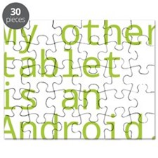 My other tablet is an android Puzzle