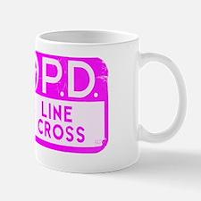 NOPD SIGN pink zazzle.gif Mug