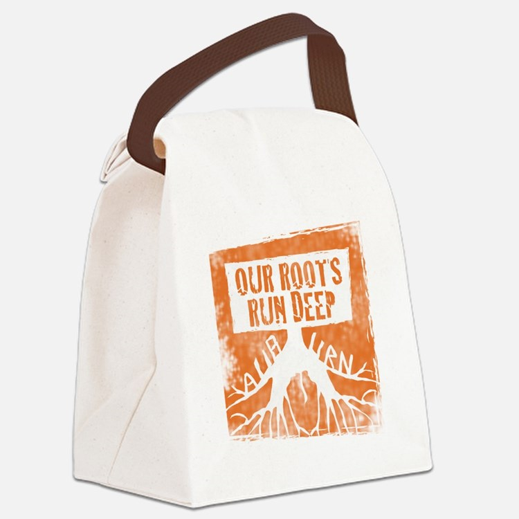 Our roots run deep Canvas Lunch Bag