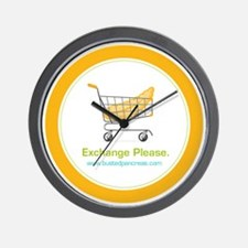 exchange_please_022011 Wall Clock