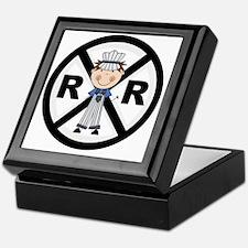 RRBOYCONDUCTOR Keepsake Box