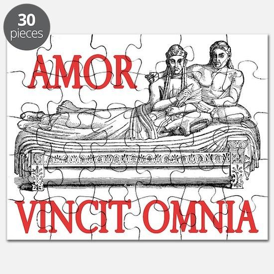 Amor Vincit Omnia Puzzle