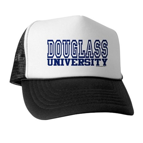 DOUGLASS University Trucker Hat
