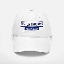 Burton Trucking 10x4 Baseball Baseball Cap