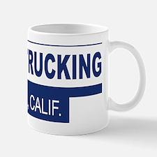 Burton Trucking 10x4 Mug