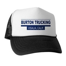 Burton Trucking 10x4 Trucker Hat