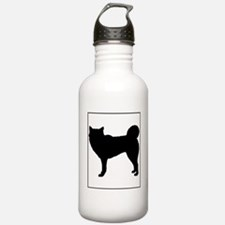 Husky 2.eps Water Bottle
