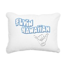 flyin Rectangular Canvas Pillow