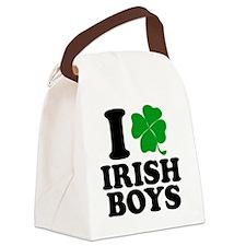 Irish Boys Canvas Lunch Bag
