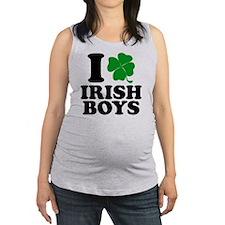 Irish Boys Maternity Tank Top