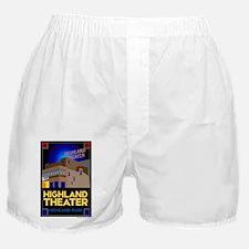 HighlandTheater Boxer Shorts