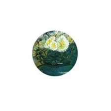 flowers cu Mini Button