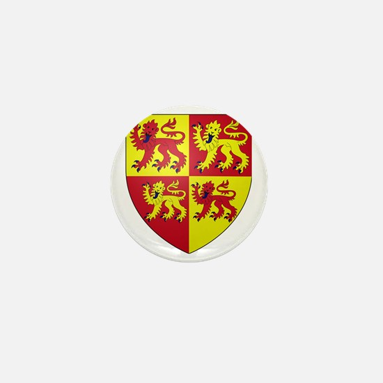 wales coat of arms Mini Button
