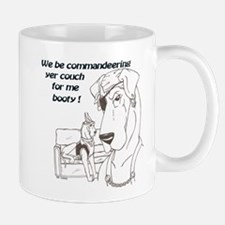 NC Couch Booty Mug