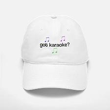 Got Karaoke? Baseball Baseball Cap
