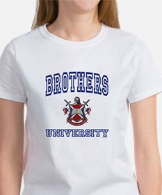 BROTHERS University Women's T-Shirt