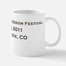 RMFF Text Brown (updated) Mug