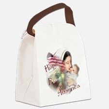 Hope For America Canvas Lunch Bag
