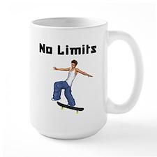 Skateboarders Mug