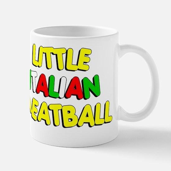 Little Italian Meatball Mug