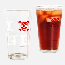 Newfoundland and Labrador Drinking Glass