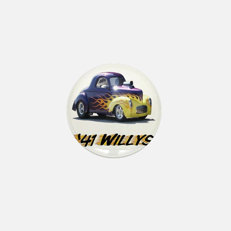 41-Willys Mini Button