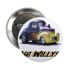 "41-Willys 2.25"" Button"