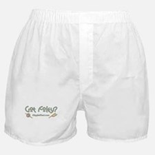 Got Foley? Boxer Shorts