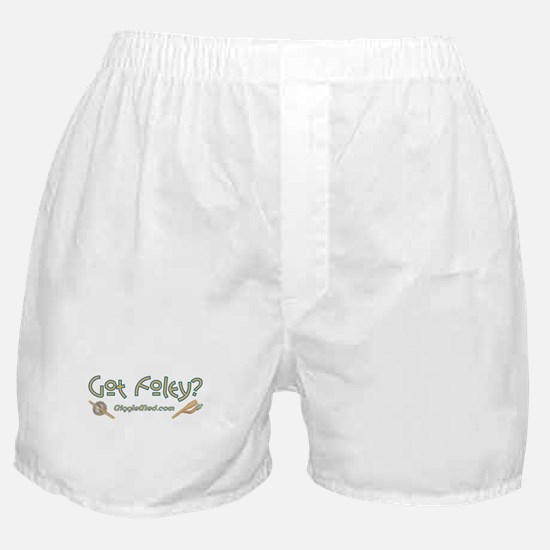 Got Foley? Boxer Shorts