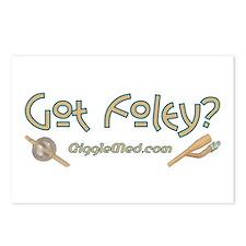 Got Foley? Postcards (Package of 8)