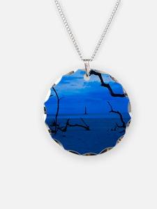 Folly Blue Necklace