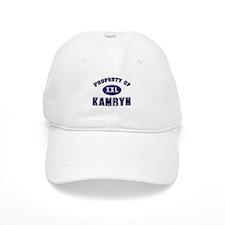 Property of kamryn Baseball Cap