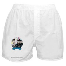 Geek-iPhone3GS-Case Boxer Shorts