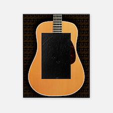 acoustic-guitar-framed panel print c Picture Frame