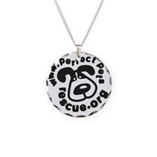 ppr logo Necklace