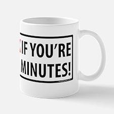 HONK if youre under 10 Mug