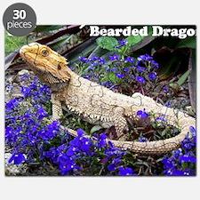 bearded dragon merch Puzzle