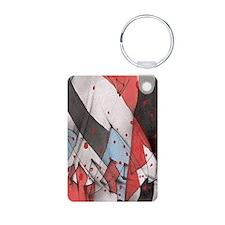 iphone case triumph 1 Keychains