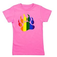 Bear Claw Only Girl's Tee