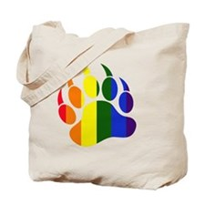 Bear Claw Only Tote Bag