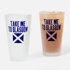 take-me-to-glasgow Drinking Glass