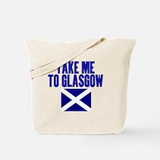 take-me-to-glasgow Tote Bag
