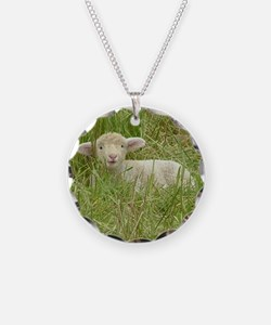 LambSquare Necklace