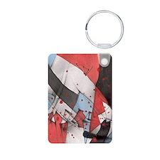 iphone case triumph 1a Keychains