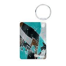 iphone case triumph 2a Keychains