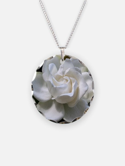 gardenia 16x20 Necklace
