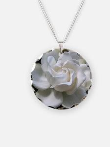 gardenia 16x20 Necklace Circle Charm